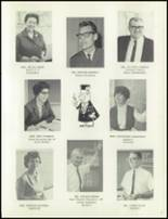 1966 Canby Union High School Yearbook Page 10 & 11