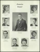 1966 Canby Union High School Yearbook Page 16 & 17