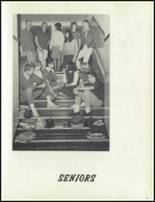 1966 Canby Union High School Yearbook Page 18 & 19