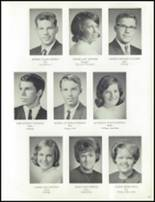 1966 Canby Union High School Yearbook Page 22 & 23