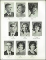 1966 Canby Union High School Yearbook Page 24 & 25