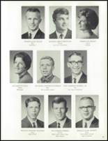 1966 Canby Union High School Yearbook Page 26 & 27