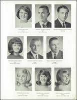 1966 Canby Union High School Yearbook Page 28 & 29