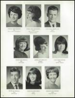 1966 Canby Union High School Yearbook Page 30 & 31