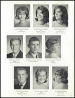 1966 Canby Union High School Yearbook Page 32 & 33