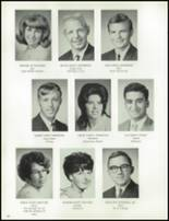 1966 Canby Union High School Yearbook Page 34 & 35