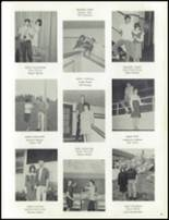1966 Canby Union High School Yearbook Page 38 & 39