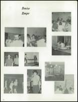 1966 Canby Union High School Yearbook Page 44 & 45