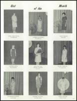1966 Canby Union High School Yearbook Page 80 & 81