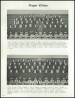 1966 Canby Union High School Yearbook Page 92 & 93