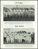 1966 Canby Union High School Yearbook Page 98 & 99