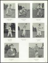 1966 Canby Union High School Yearbook Page 104 & 105