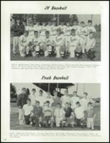 1966 Canby Union High School Yearbook Page 106 & 107