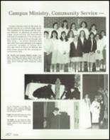 1989 Seton Keough High School Yearbook Page 46 & 47