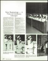 1989 Seton Keough High School Yearbook Page 92 & 93