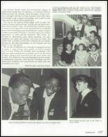1989 Seton Keough High School Yearbook Page 108 & 109