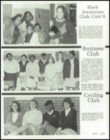 1989 Seton Keough High School Yearbook Page 130 & 131