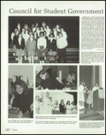 1989 Seton Keough High School Yearbook Page 132 & 133