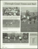 1989 Seton Keough High School Yearbook Page 154 & 155