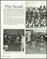 1989 Seton Keough High School Yearbook Page 166 & 167