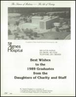 1989 Seton Keough High School Yearbook Page 172 & 173