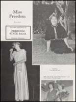 1981 Freedom High School Yearbook Page 48 & 49
