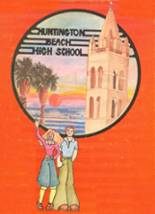 1977 Yearbook Huntington Beach High School