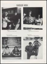 1983 Shidler High School Yearbook Page 10 & 11