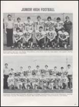1983 Shidler High School Yearbook Page 30 & 31