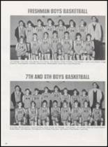 1983 Shidler High School Yearbook Page 32 & 33