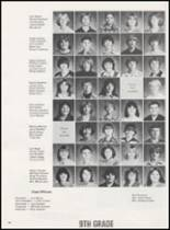1983 Shidler High School Yearbook Page 38 & 39