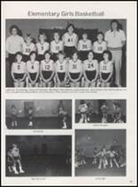 1983 Shidler High School Yearbook Page 46 & 47