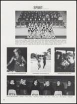 1983 Shidler High School Yearbook Page 54 & 55