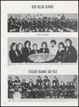 1983 Shidler High School Yearbook Page 56 & 57
