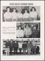 1983 Shidler High School Yearbook Page 70 & 71