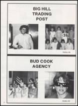 1983 Shidler High School Yearbook Page 74 & 75