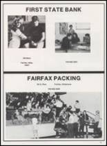 1983 Shidler High School Yearbook Page 76 & 77