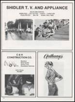 1983 Shidler High School Yearbook Page 82 & 83