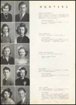 1944 Casey-Westfield High School Yearbook Page 14 & 15
