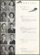 1944 Casey-Westfield High School Yearbook Page 16 & 17