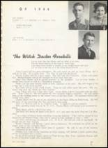 1944 Casey-Westfield High School Yearbook Page 18 & 19