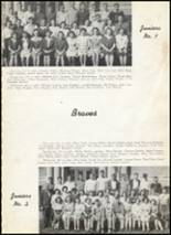 1944 Casey-Westfield High School Yearbook Page 20 & 21