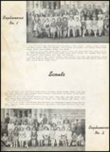1944 Casey-Westfield High School Yearbook Page 22 & 23
