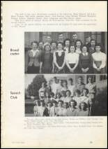 1944 Casey-Westfield High School Yearbook Page 34 & 35