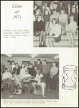 1970 Romulus Central High School Yearbook Page 34 & 35