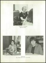 1970 Romulus Central High School Yearbook Page 50 & 51