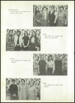 1970 Romulus Central High School Yearbook Page 54 & 55