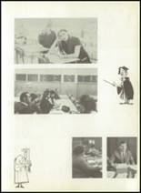 1970 Romulus Central High School Yearbook Page 58 & 59
