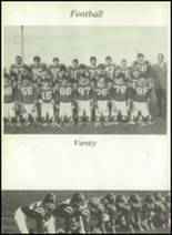 1970 Romulus Central High School Yearbook Page 80 & 81