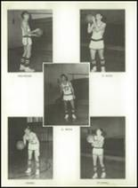 1970 Romulus Central High School Yearbook Page 90 & 91